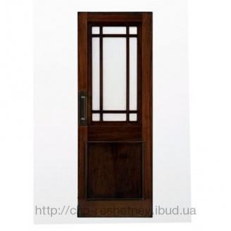 Міжкімнатні дерев'яні двері (R-019G)