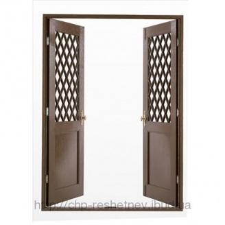 Міжкімнатні дерев'яні двері (R-013DG)