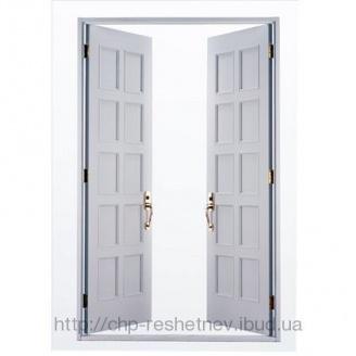 Міжкімнатні дерев'яні двері (R-011D)