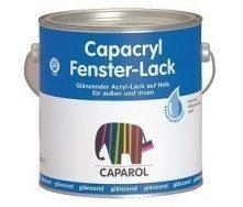Эмаль Caparol Capacryl Fenster-Lack 0,75 л белый