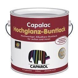 Эмаль Caparol Capalac Hochglanz-Buntlack 0,375 л