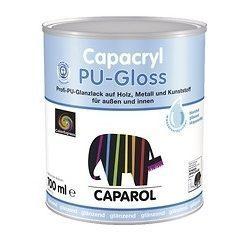 Емаль Capacryl PU-Gloss 2,5 л білий