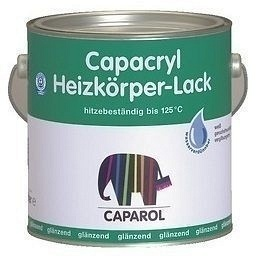 Эмаль Caparol Capacryl Heizkorper-Lack 2,5 л белый