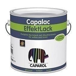 Лак Caparol Capalac EffektLack Silber 0,375 л серебряный