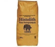 Штукатурка Caparol Histolith Trass-Porengrundputz 30 кг серая