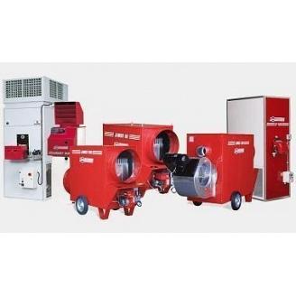 Теплогенератор газовый 80 кВт