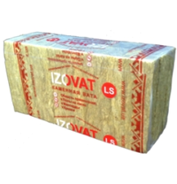 Плита изоляционная IZOVAT LS 1000х600х150 мм