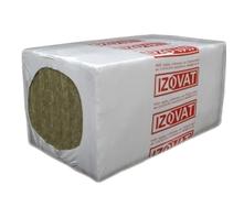 Минеральная вата IZOVAT 30 1000*600*100 мм