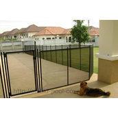 Захисне швидкознімне огорожу Shield Removable Fencing для ландшафтної зони 120 см