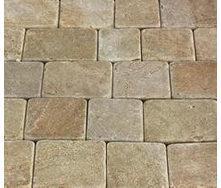 Брусчатка из песчаника 10х10х10 см