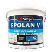 Краска для пола Sadolin Epolan V Akryl 5 л белая
