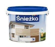 Акриловая краска Sniezka Extra fasad 1,4 кг белая