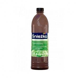 Растворитель Sniezka для масляно-фталевых изделий деароматизированный 0,36 кг