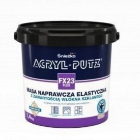 Ремонтна маса Sniezka Acryl-putz fx 23 Flex 1,4 кг біла