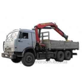 Доставка вантажів маніпулятором