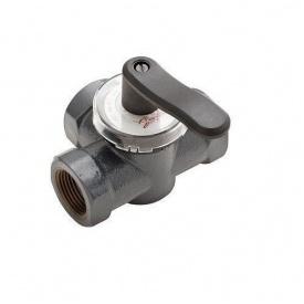 Поворотный клапан Danfoss HRE3 Ду40 (065Z0421)