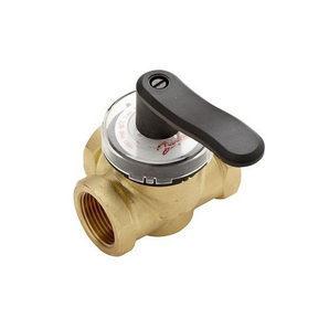 Поворотний клапан Danfoss HRB3 Ду25 (065Z0407)
