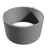 Кольцо железобетонное КС 1,5х0,9 м