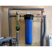 Установка фільтрів тонкого очищення