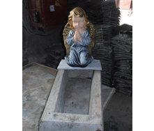 Памятник надгробный детский бетонный