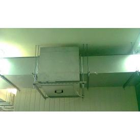 Установка вентиляційного обладнання