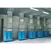 Монтаж вентиляції компресорного приміщення