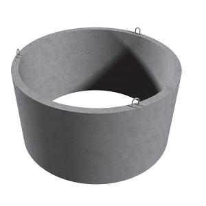 Кільце залізобетонне КС 1,5х0,9 м