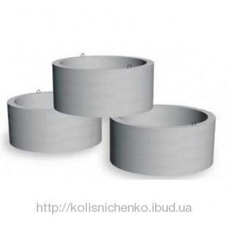 Кольцо железобетонное КС 2х0,9 м
