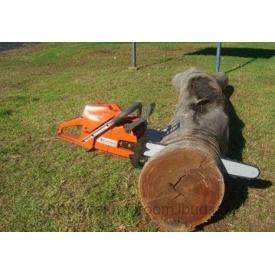 Порезка дерева на дрова