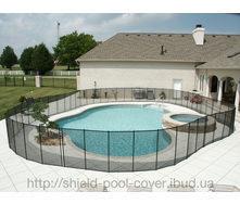 Захисна дитяча огорожа Shield для басейнів 1,2 м