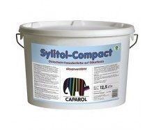 Грунтовка адгезионная Caparol Sylitol-Compact 12,5 л белая