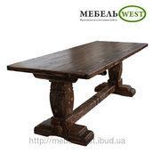 Стол под старину Кардинал 75х80х120 см