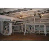 Теплоізоляція трубопроводів на промислових об'єктах Керамоізол