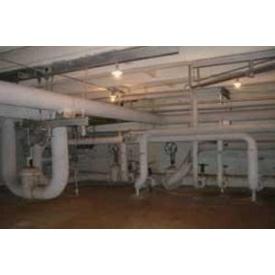 Теплоизоляция трубопроводов на промышленных объектах Керамоизол