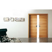Система раздвижных дверей Knauf Krona Kit Futura 1300х2300 мм