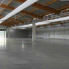 Влаштування монолітної бетонної підлоги з топпінгом