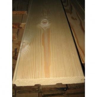 Имитация бруса сибирская лиственница сорт экстра 20х146 мм
