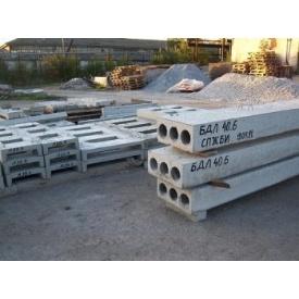Плита УБК-9а 3900х560х250 мм 1 т