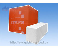Газоблок Аэрок 300х200х600мм гладкий Д500/Д400 (Березань)
