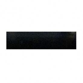 Кромка ПВХ MAAG 22х0,6 мм черная глянец 202-GР