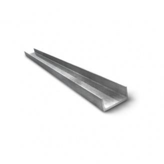 Швеллер холоднокатаный 4х40х80 мм мера
