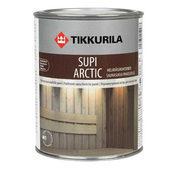Акрилатный защитный состав Tikkurila Supi arctic 0,9 л перламутровый