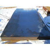 Лист сталевий гарячекатаний 2х1000х2000 мм