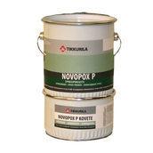 Эпоксидный грунтовочный лак Tikkurila Novopox P epoksipohjuste 10 л