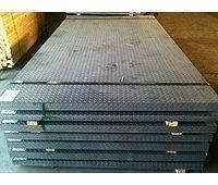 Лист сталевий рифлений 4х1250х2500 мм
