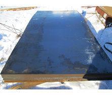 Лист стальной горячекатаный 2х1000х2000 мм