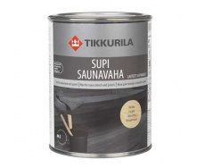 Захисний склад Tikkurila Supi saunavaha 1 л термооброблена деревина