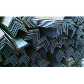 Кутник сталевий гарячекатаний 25х25х3 мм