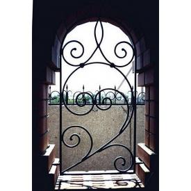 Кована решітка для вікон (43324)