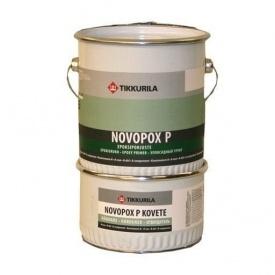 Епоксидний грунтувальний лак Tikkurila Novopox P epoksipohjuste 10 л